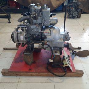 Yanmar SB marine engine