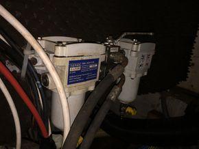 Dual filter unit