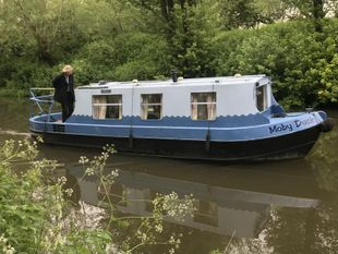 Moby Duck 26ft Colecraft. Sold subject to survey