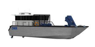 14m Multipurpose Aluminium Workboats