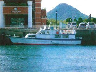 16mtr, 53pax Passenger Vessel