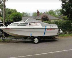 Shetland Family 4 + 50HP +trailer