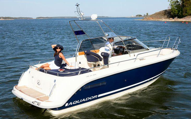Aquador Walkarounds 25 WAe