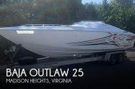 2005 Baja Outlaw 25