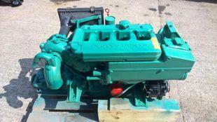 Volvo Penta TMD30A 84hp Marine Diesel Engine Package
