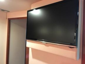 Forward Stateroom LCD TV
