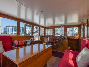 Dutch Barge 23m  - Interior