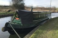 Unique 2003 40ft Traditional Narrowboat