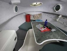 Trophy 2302 Walkaround Cabin