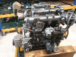 Yanmar 3JH25A Marine Diesel Engine Breaking For Spares