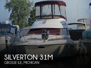 1991 Silverton 31m