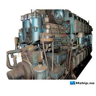 MAN B&W Alpha 6T23L-KVO