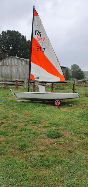 Tera 2137 with Sports Sail