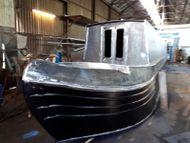 New 58 ft Josher semi trad shell sailaway