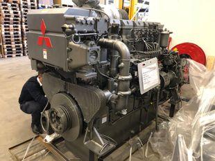 Mitsubishi S6R2 T2 MPTK
