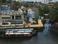 Residential Mooring Brentford West London