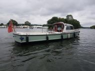 Ex patrol boat