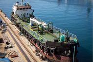 Small SPTanker Barge 830 DWT built 1982 in Greece, refurbished in 2017