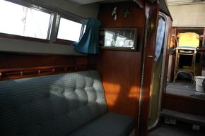 front cabin seating
