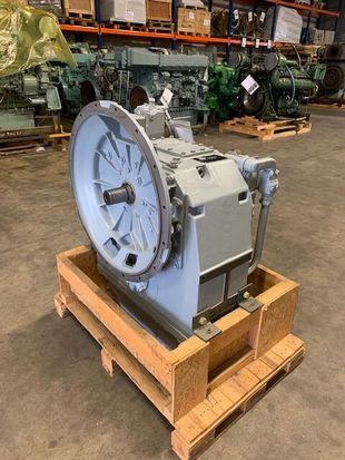 ZF BW 191-1 - 450 kW - 4.697-1 - 0.251 KW- RPM