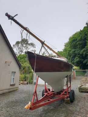 July 2021 Trailered bow