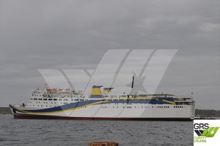142m / 927 pax Passenger / RoRo Ship for Sale / #1022952