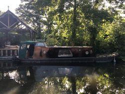 Lovely Dutch Barge