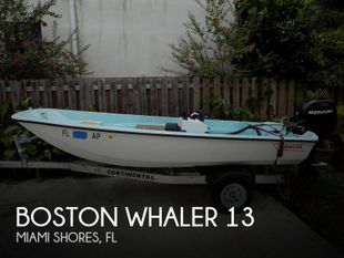 1970 Boston Whaler Sport 13