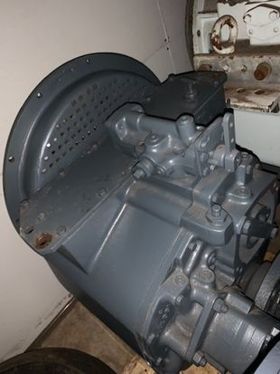 3.83 TO 1 TWIN DISC MG5091 REBUILT MARINE GEARBOX