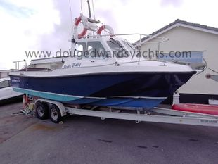 Offshore 25 Sports Fisher