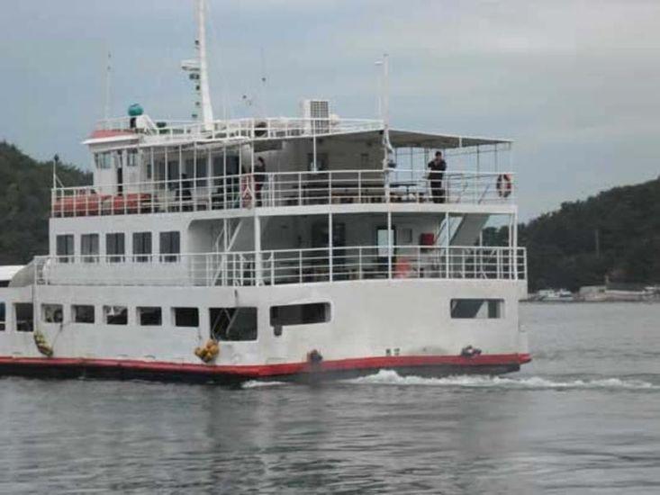 291pax LCT Pass/ RORO Ferry