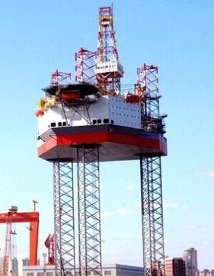 NB RESALE 300ft Jack-up Drilling Platfor
