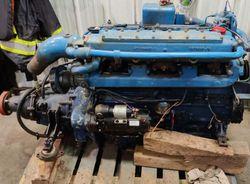6 cyl Marine Perkins Diesel Engine