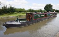 60' Trad Orion Narrowboats 1996 Lister HW2