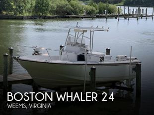 1997 Boston Whaler 24 Outrage