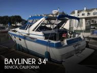 1988 Bayliner 3450 Avanti Sunbridge