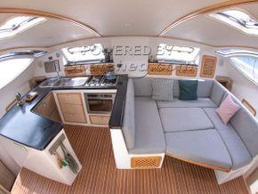 Admiral 40 - NEW BOAT - Interior