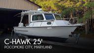 2006 C-Hawk 25 Sport Cabin