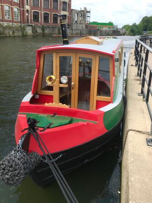 Norrowboat Build Slots Available