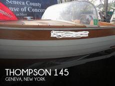1958 Thompson 145