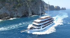 45mt blt.2009 PASSENGER VESSEL FOR SALE