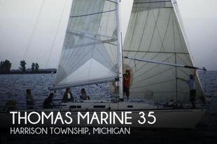 1991 Thomas Marine 35