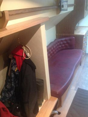 Drying Cupboard, Galley