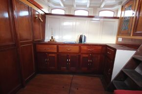 Saloon sideboard