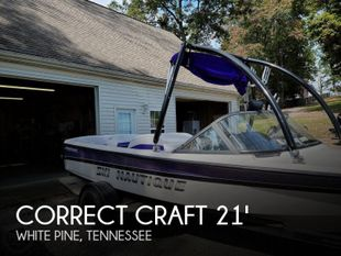 1995 Correct Craft Ski Nautique