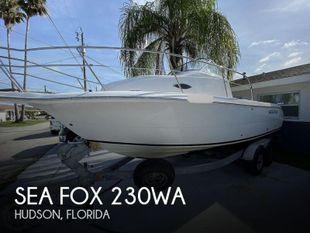 2004 Sea Fox 230WA