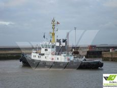 30m / 22ts BP Tug for Sale / #657G