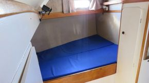 double berth aft cabin