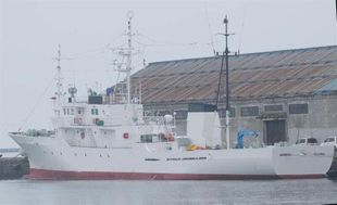 65mtr Patrol Vessel