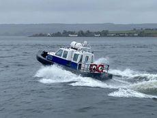 Delta Phantom fast crew Transfer vessel